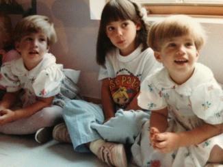 Enfance Jumelles Barabé 2